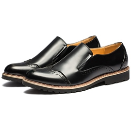 Ericdress Brush Off Slip on Men's Brogues