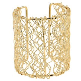 Ericdress Wave Shaped Hollow Bracelet