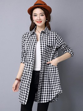 Ericdress Rural Style Loose Blouse