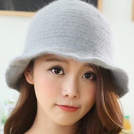 Ericdress Soft Warm Knitted Cap