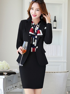Ericdress Fashion Three-Piece Formal Suit