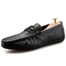 Ericdress PU Thread Men's Loafers
