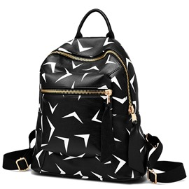 Ericdress Preppy Simple Backpack