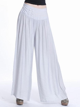 Ericdress Chinese Ethnic Style Pants