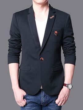 Ericdress Vogue Casual Slim Men's Blazer