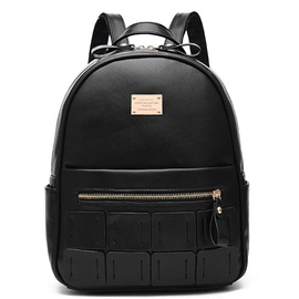 Ericdress Personality Applique Patchwork Backpack