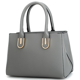 Ericdress Casual Soft PU Handbag