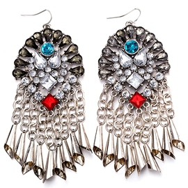 Ericdress Alloy Tassel Earrings