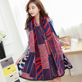 Ericdress Thick Imitation Cashmere Scarf/Shawl