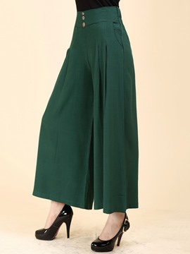 Ericdress Chinese Pastoral Casual Pants