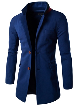 Ericdress Vogue Mid-Length Slim Men's Blazer