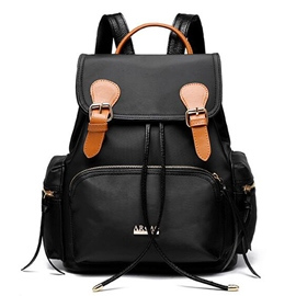 Ericdress Waterproof Color Block Oxford Cloth Backpack