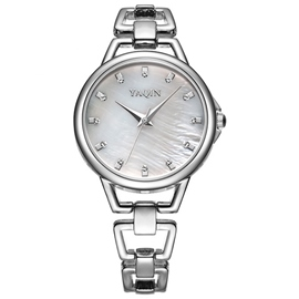 Ericdress Round Dial Waterproof Watch