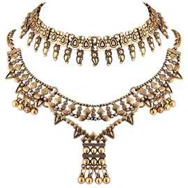 Ericdress Alloy Vintage Style Necklace