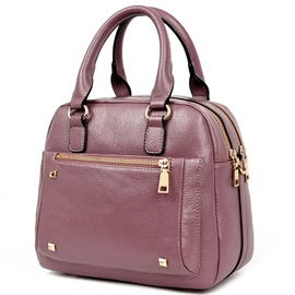 Ericdress Special Color Block Handbag