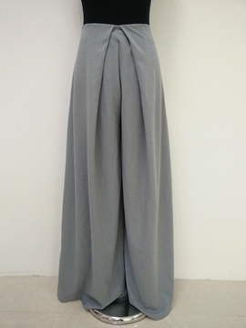 Ericdress Vintage Pleated Pants