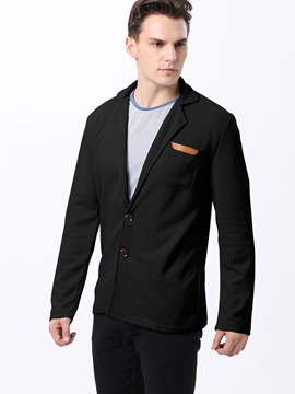 Ericdress Thin Casual Pocket Design Men's Blazer