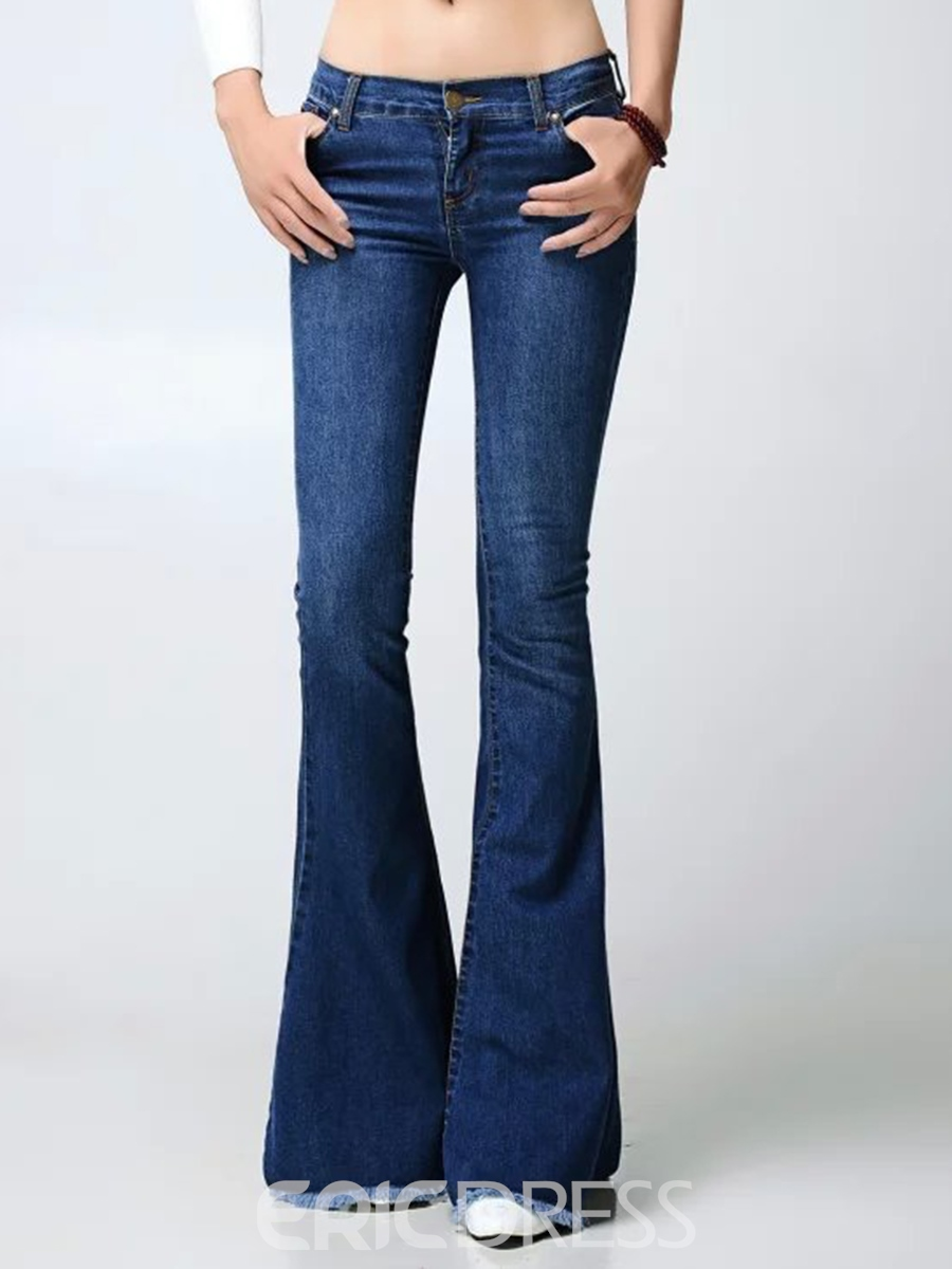 You Heard Right: Bell-Bottom Jeans Are Officially Back Who What Wear 37