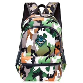 Ericdress Casual Camouflage Travel Backpack