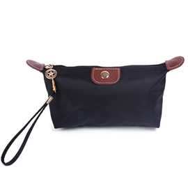 Ericdress Simple Solid Color Cosmetic Bag