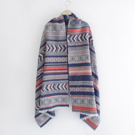 Ericdress Ethnic Style Warm Thick Scarf/Shawl