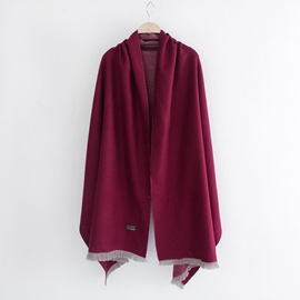 Ericdress Two-Sided All Matched Winter Scarf/Shawl