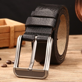 Ericdress Retro Pin Buckle Design Men's Belt