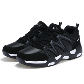 Ericdress Trendy Contrast Color Cross Strap Men's Sneakers