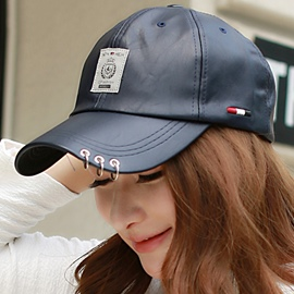 Ericdress New Style Leather Baseball Cap