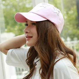 Ericdress Star Sequins Design Baseball Cap