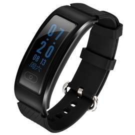 Ericdress Rectangular Dial Bluetooth Smart Watch