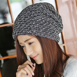 Ericdress Vogue Thick Knitted Hat for Winter