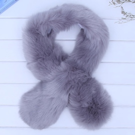 Ericdress Imitation Fox Hair Neck Warmer
