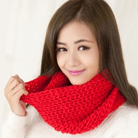 Ericdress Knitted Neck Warmer