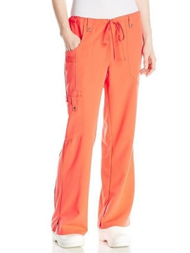 Ericdress Loose Lace-Up Casual Pants
