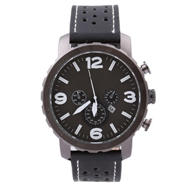 Ericdress Large Dial Quartz Men's Watch