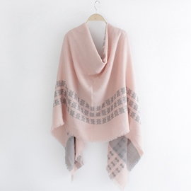 Ericdress Winter Warm Imitation Cashmere Scarf/Shawl
