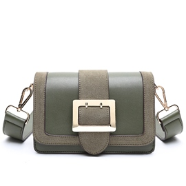 Ericdress Belt Decorated Crossbody Bag