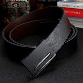 Ericdress Automatic Buckle Leather Men's Business Belt