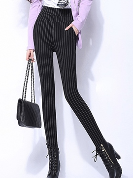 Ericdress Unique Stripe Leggings Pants