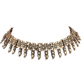 Ericdress Personality Alloy Choker Necklace
