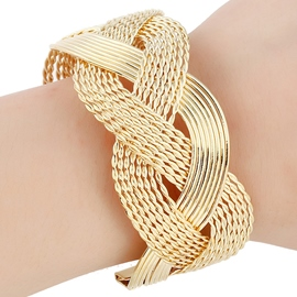 Ericdress S-Shaped Alloy Bracelet
