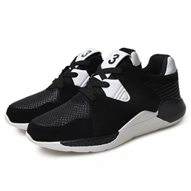 Ericdress Mesh Color Block Men's Athletic Shoes