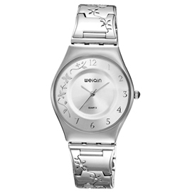 Ericdress Ultra Thin Dial Design Women's Quartz Watch