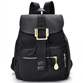 Ericdress Lastest Simple Nylon Backpack