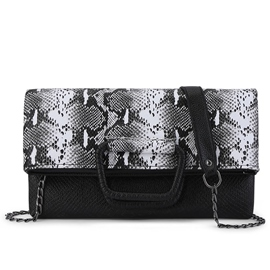 Ericdress Foldable Serpentine Shoulder Bag