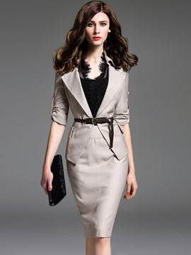 Ericdress Graceful Two-Piece Formal Suit
