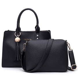 Ericdress All Match Temperament Tassel Handbags