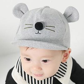 Ericdress Warm Thicken Child's Baseball Cap
