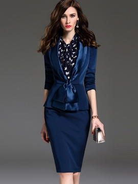 Ericdress Graceful Blazer Two-Piece Formal Suit
